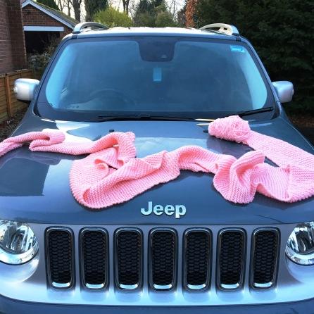 Jeep, 2017 - Digital photograph.